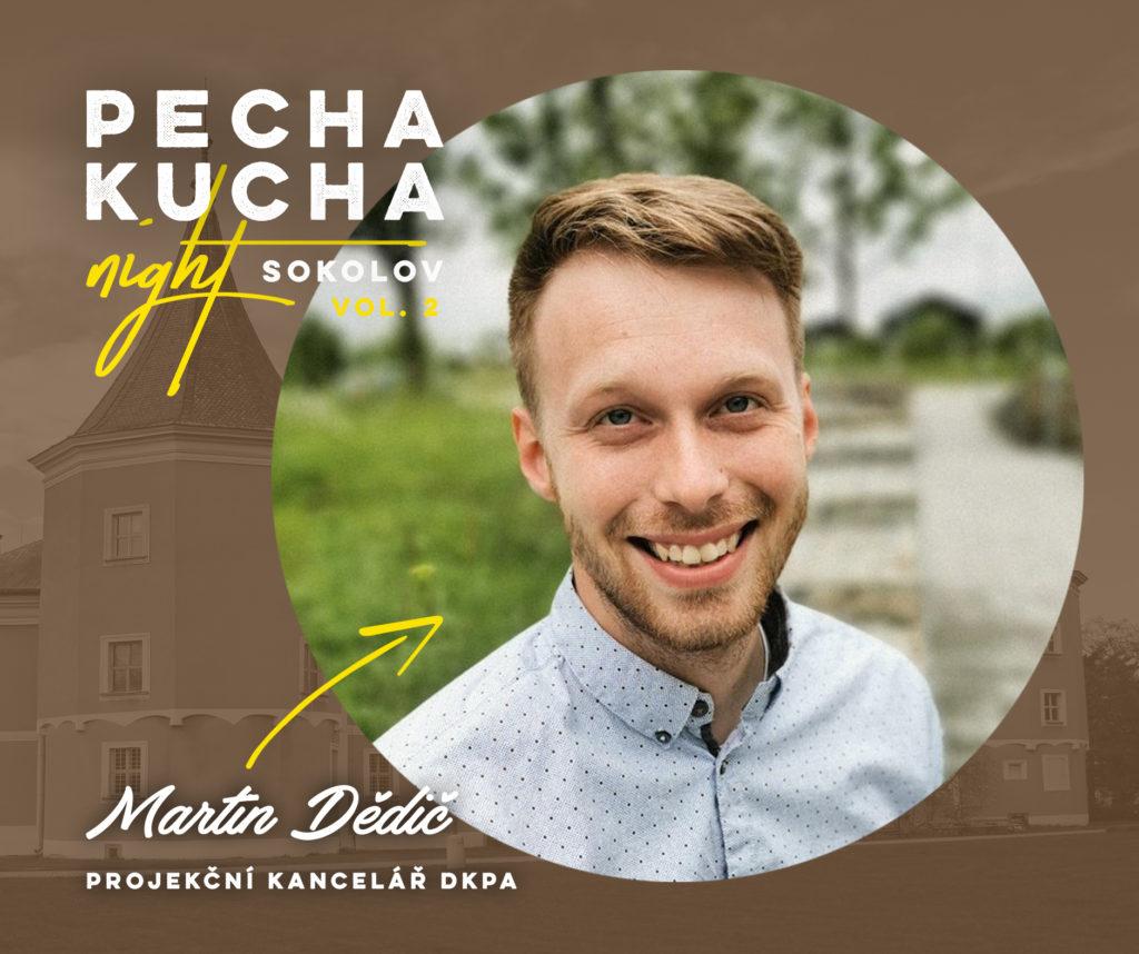 PechaKucha Night Sokolov | Martin Dědič