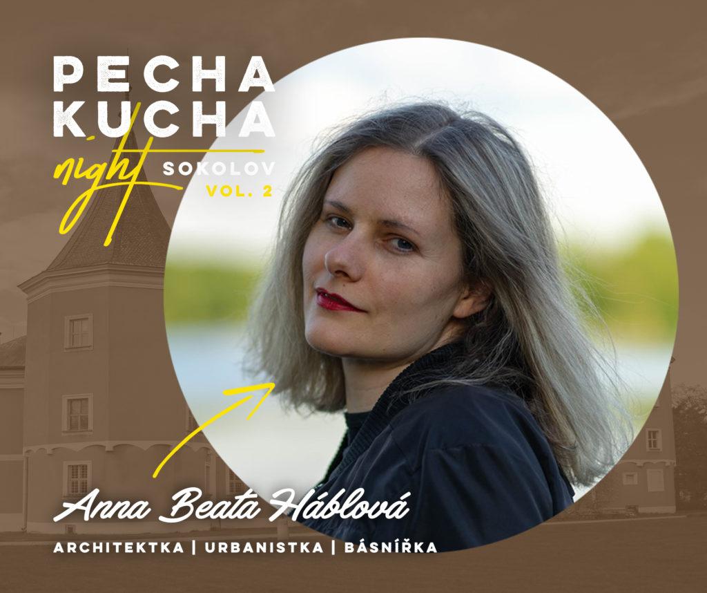 PechaKucha Night Sokolov | Anna Beata Háblová