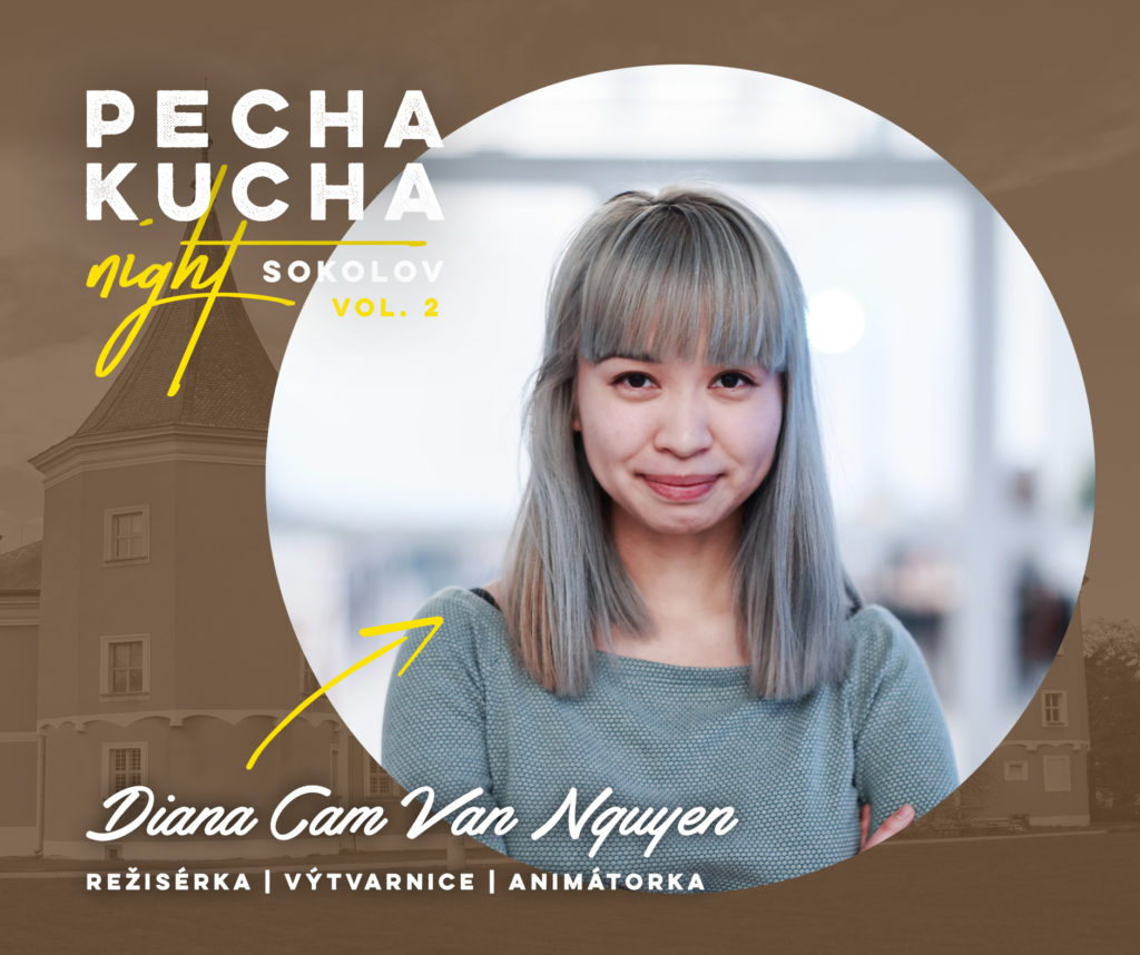 Diana Can Van Nguyen | PechaKucha Night Sokolov