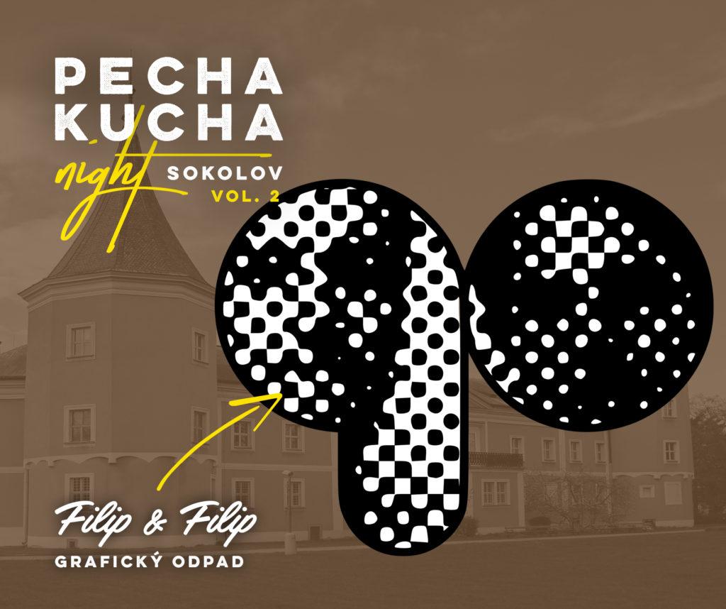 PechaKucha Night Sokolov | Grafický odpad