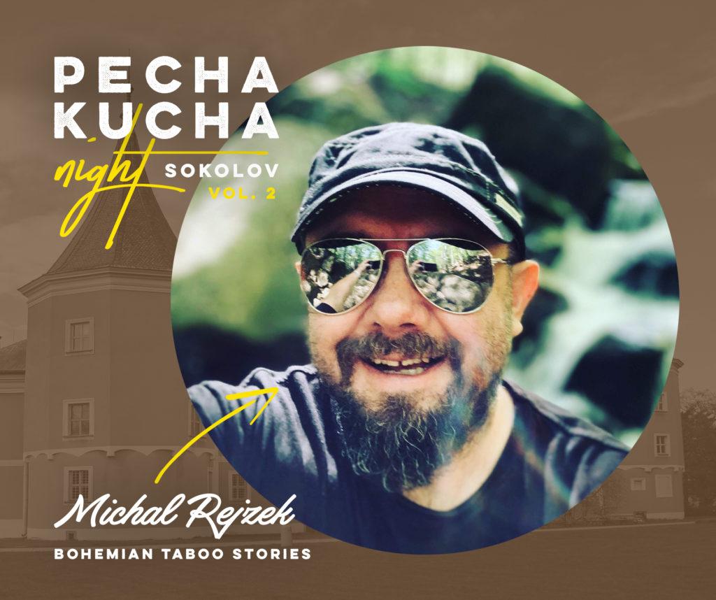Michal Rejzek | PechaKucha Night Sokolov