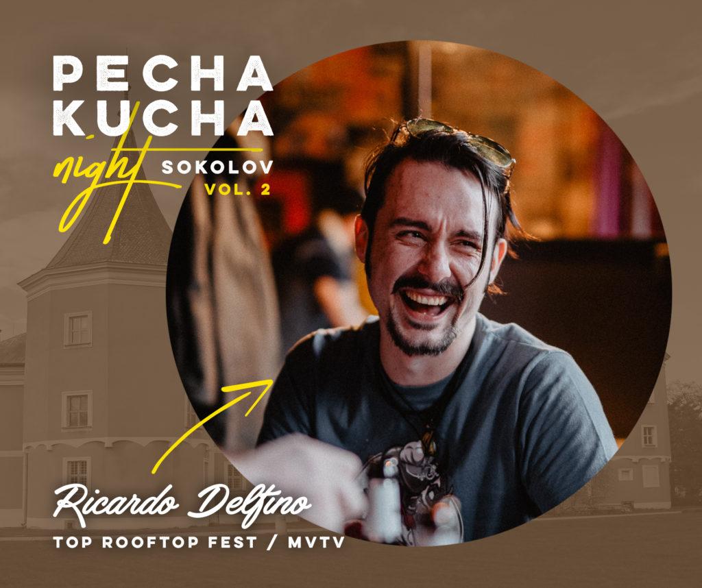 PechaKucha Night Sokolov | David Hájek